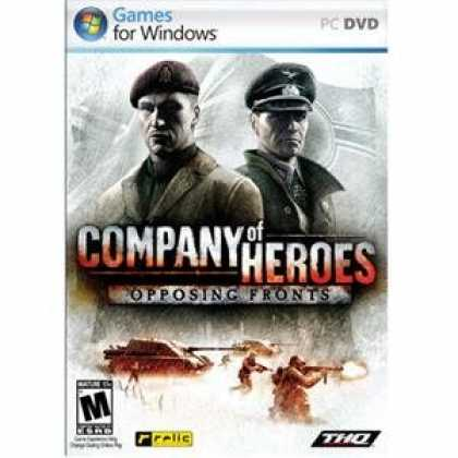Bestselling Software (2008) - Company Of Heroes: Opposing Fronts