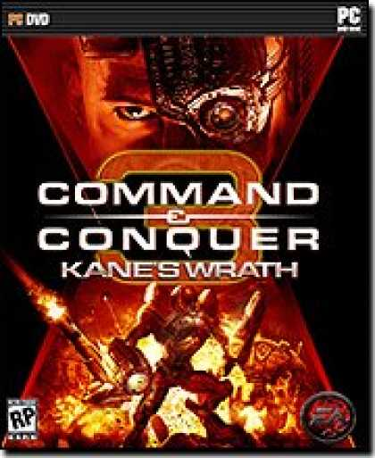 Bestselling Software (2008) - Command & Conquer 3: Kane's Wrath
