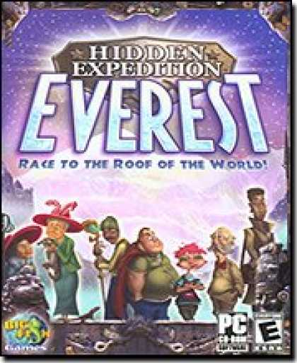 Bestselling Software (2008) - Hidden Expedition: Everest