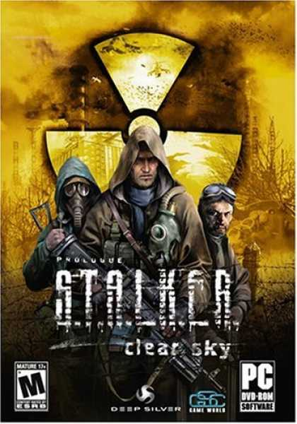 Bestselling Software (2008) - S.T.A.L.K.E.R.: Clear Sky