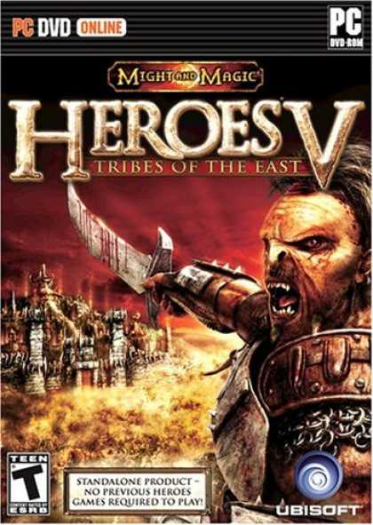 Bestselling Software (2008) - Heroes of Might & Magic V: Tribes of the East