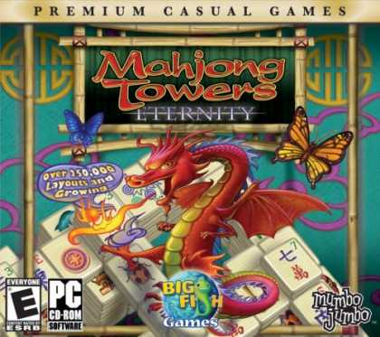 Bestselling Software (2008) - Mahjong Towers Eternity