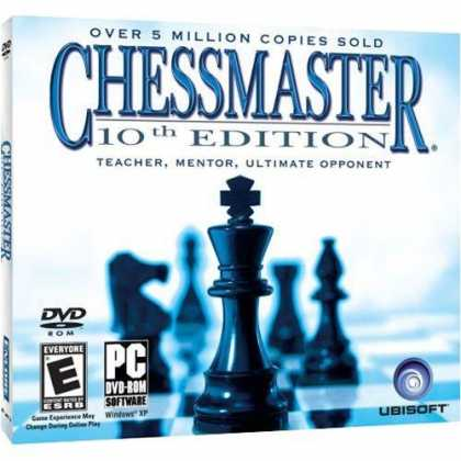 Bestselling Software (2008) - Chessmaster 10th Edition JC