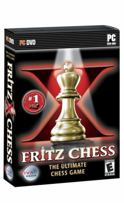 Bestselling Software (2008) - Fritz Chess