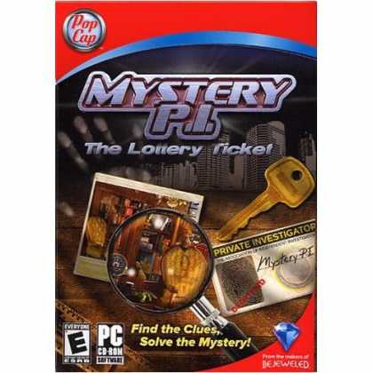 Bestselling Software (2008) - Mystery P.I.: The Lottery Ticket