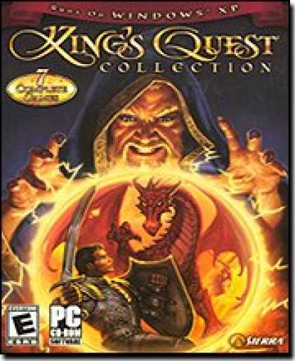Bestselling Software (2008) - King's Quest Collection