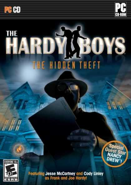 Bestselling Software (2008) - The Hardy Boys: The Hidden Theft