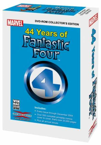 Bestselling Software (2008) - 44 Years of the Fantastic Four
