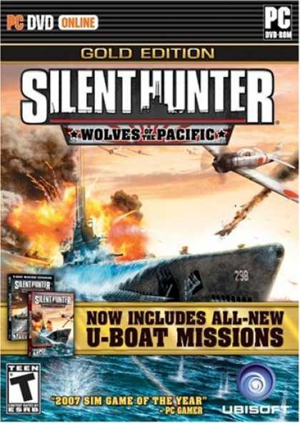 Bestselling Software (2008) - Silent Hunter: Wolves of the Pacific Gold Edition