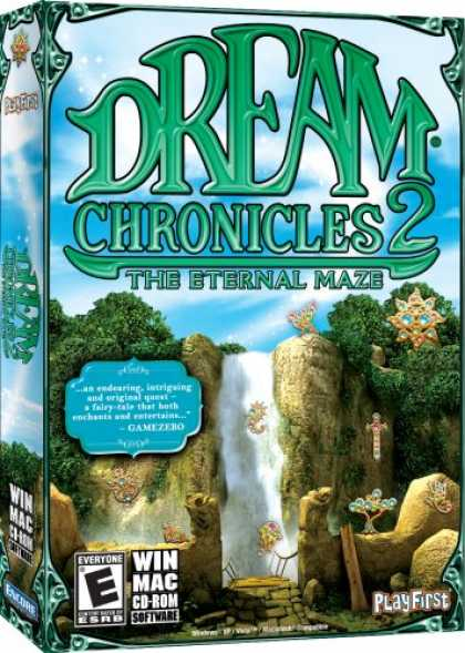Bestselling Software (2008) - Dream Chronicles 2: The Eternal Maze