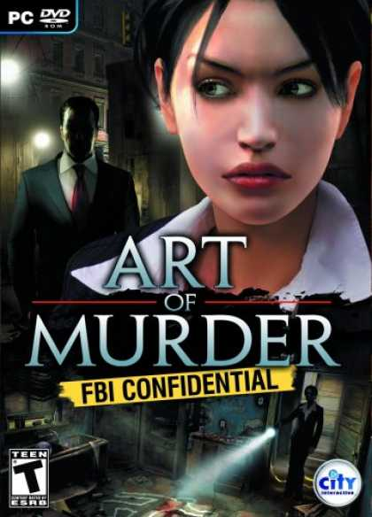 Bestselling Software (2008) - Art of Murder: FBI Confidential