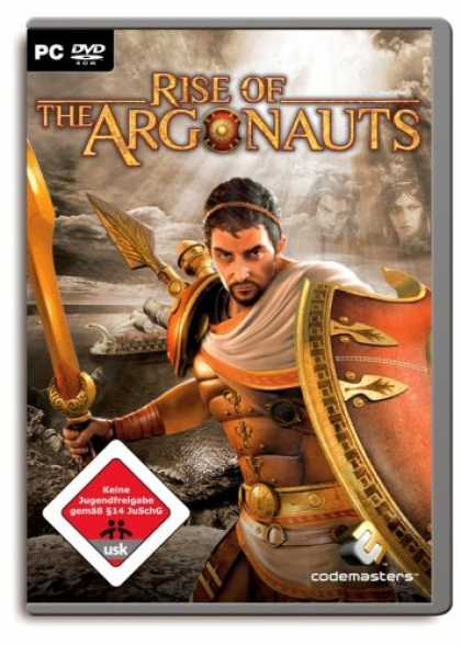 Bestselling Software (2008) - Rise of the Argonauts