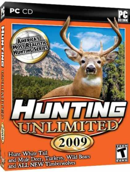 Bestselling Software (2008) - Hunting Unlimited 2009