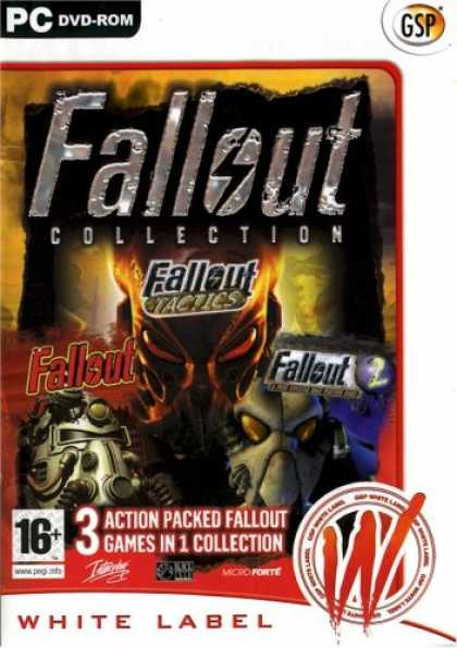 Bestselling Software (2008) - Fallout Collection