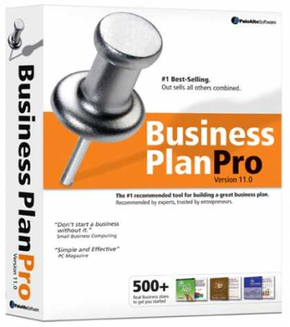 palo alto business plan pro premier edition