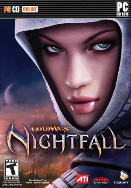 Bestselling Software (2008) - PC Guild War Nightfall