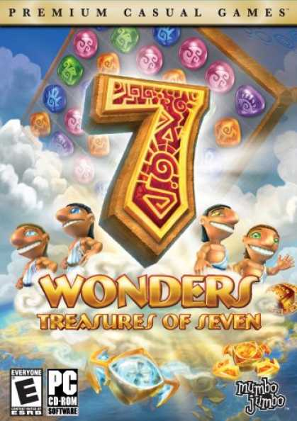 Bestselling Software (2008) - 7 Wonders 3