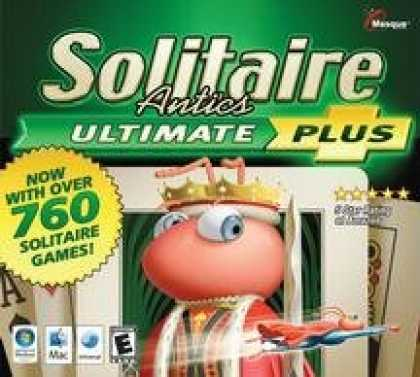 Bestselling Software (2008) - Solitaire Antics Ultimate Plus (Win/Mac)