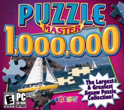 Bestselling Software (2008) - Puzzle Master 1,000,000