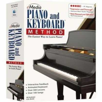 Bestselling Software (2008) - Piano and Keyboard Method V2.0