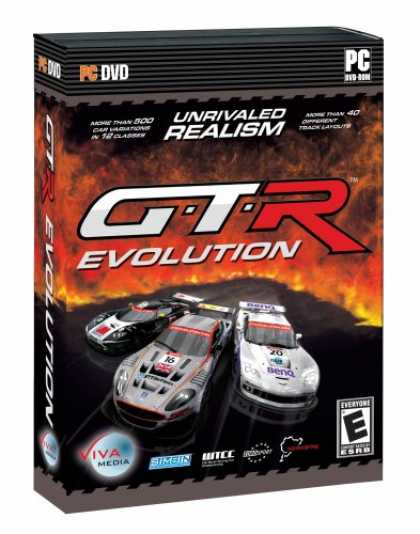 Bestselling Software (2008) - GTR Evolution