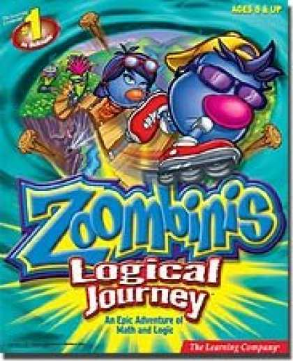 Bestselling Software (2008) - Zoombinis Logical Journey