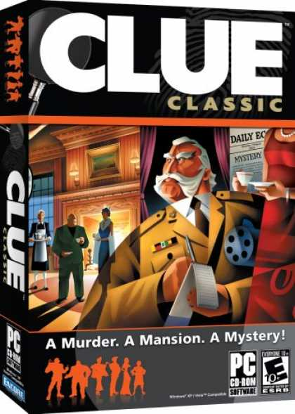 Bestselling Software (2008) - Clue Classic