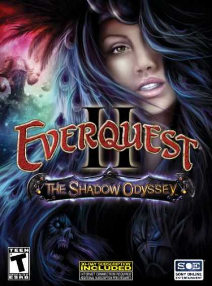 Bestselling Software (2008) - Everquest II The Shadow Odyssey