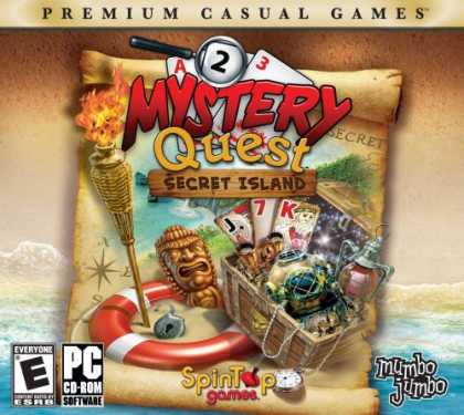 Bestselling Software (2008) - Mystery Quest
