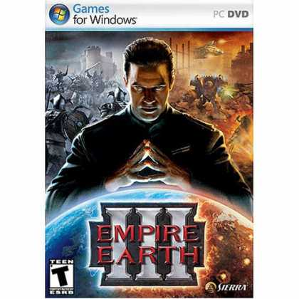 Bestselling Software (2008) - Empire Earth 3