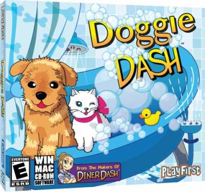 Bestselling Software (2008) - Doggie Dash JC