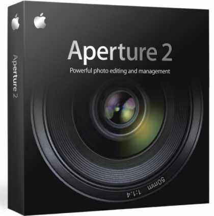 Bestselling Software (2008) - Apple Aperture 2.1.1