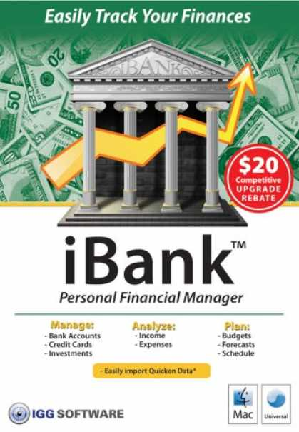 Bestselling Software (2008) - Ibank