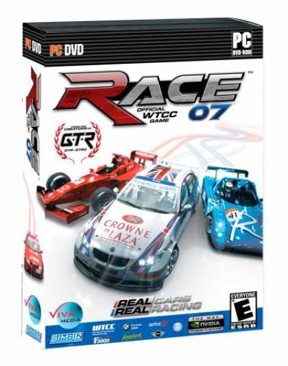 Bestselling Software (2008) - Race 07: Official WTCC Game