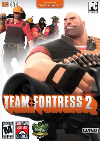 Bestselling Software (2008) - Team Fortress 2