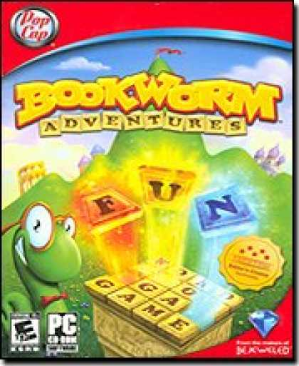 Bestselling Software (2008) - Bookworm Adventures