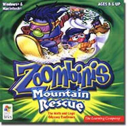 Bestselling Software (2008) - Zoombinis Mountain Rescue