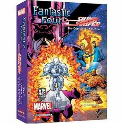 Bestselling Software (2008) - Fantastic Four and Silver Surfer - Complete Comic Edition