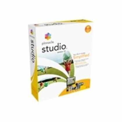 Bestselling Software (2008) - Pinnacle Studio Version 12