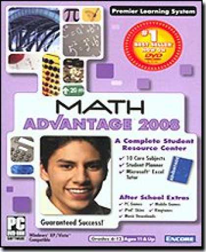Bestselling Software (2008) - Math Advantage 2008 [OLD VERSION]