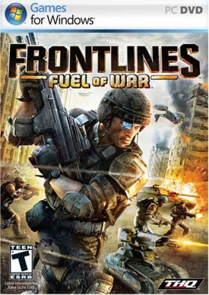 Bestselling Software (2008) - Frontlines: Fuel of War