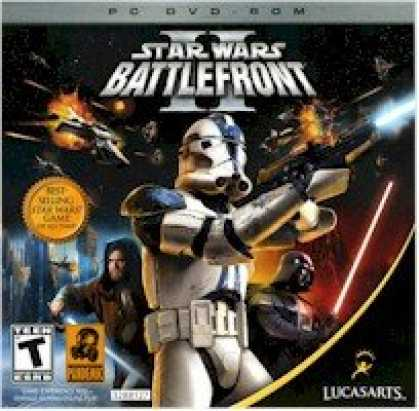 Bestselling Software (2008) - Star Wars Battlefront II
