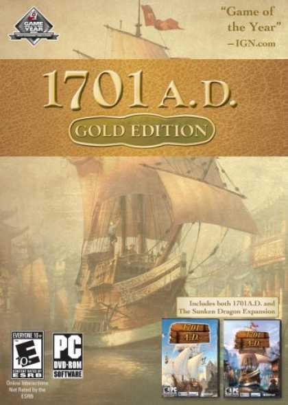 Bestselling Software (2008) - 1701: Gold