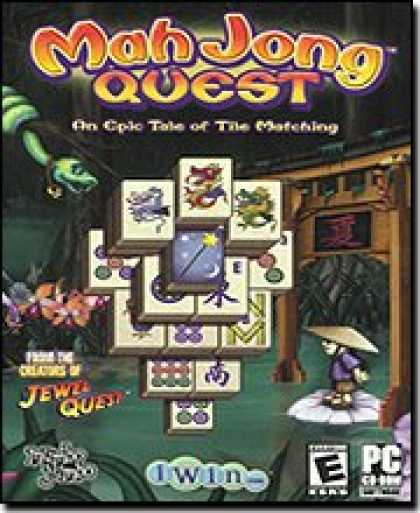 Bestselling Software (2008) - Mahjong Quest: An Epic Tale of Tile Matching