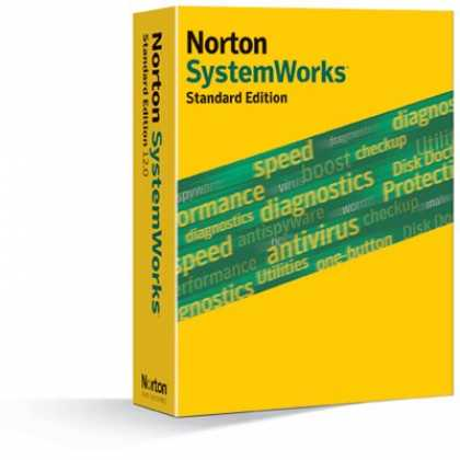 Bestselling Software (2008) - Norton Systemworks 2009 Standard Edition
