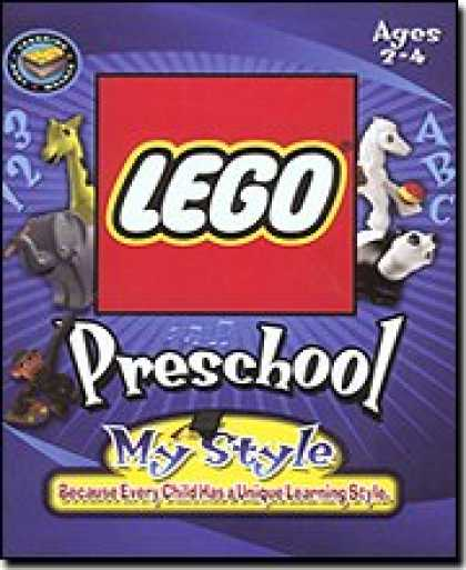 Bestselling Software (2008) - Lego My Style Preschool