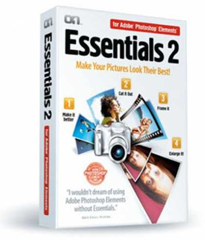 Bestselling Software (2008) - Essentials 2 For Adobe Photoshop