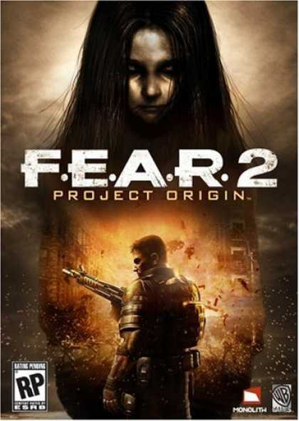 Bestselling Software (2008) - Fear 2: Project Origin