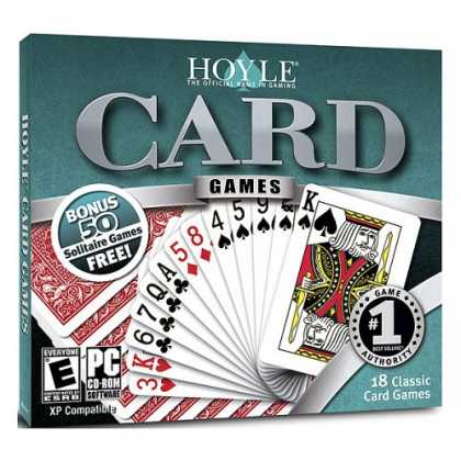 Bestselling Software (2008) - Hoyle Card Games (Jewel Case)