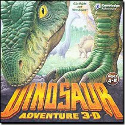 Bestselling Software (2008) - Dinosaur Adventure 3-D